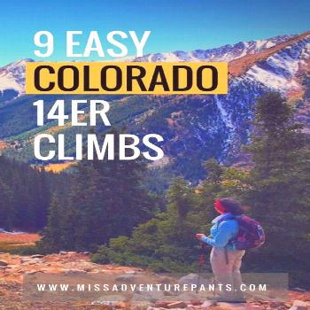 9 Easy Colorado 14ers You Need to Climb This Summer Want to stand on top of the Rockies? Here are 9