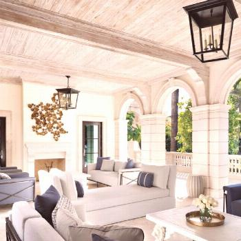 A Turn-Of-The-Century Home Flourishes Once Again | Luxe Interiors + Design