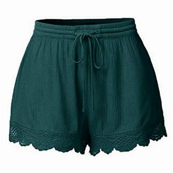 COMVALUE Womens Shorts for Summer,Womens Yoga Lounge Shorts